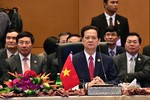 Thủ tướng phát biểu tại Hội nghị cấp cao Đông Á lần thứ 10