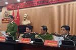 Công an Hà Nội thông tin chính thức nghi phạm vụ trọng án tại Thạch Thất