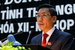 Phê chuẩn nhân sự 3 tỉnh, thành phố Thái Nguyên, Quảng Ninh, Hải Phòng