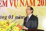 Ông Nguyễn Văn Nên giữ chức Chánh Văn phòng Trung ương Đảng