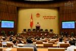 Quốc hội khóa 13 đã thông qua 100 luật, bộ luật và 10 pháp lệnh