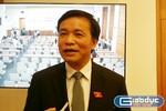 Quốc hội sẽ miễn nhiệm chức danh cũ của ông Đinh La Thăng và ông Hoàng Trung Hải