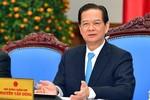 Miễn nhiệm Thủ tướng Nguyễn Tấn Dũng