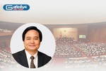 Tiểu sử bằng hình ảnh của Bộ trưởng Bộ Giáo dục - ông Phùng Xuân Nhạ