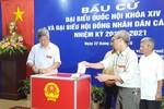 Báo cáo công tác giải quyết khiếu nại tố cáo về bầu cử