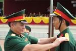 Nghiêm cấm làm giả, sử dụng trái phép Chứng minh quân nhân chuyên nghiệp