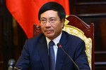 Phó Thủ tướng Phạm Bình Minh chủ trì phiên họp Ủy ban Quốc gia APEC 2017