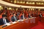 Đại biểu dự Hội nghị TW 4 nghe báo cáo về tình hình Biển Đông