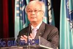 PGS.Phan Thanh Bình thôi giữ chức Giám đốc Đại học Quốc Gia TP.Hồ Chí Minh