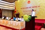 Thủ tướng phê bình một số Bộ, địa phương chậm trễ giải ngân vốn