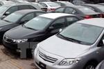 Xử lý vi phạm liên quan đến tạm nhập, tái xuất ô tô
