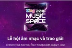 Dàn sao Việt trình diễn tại Zing Music Space cùngVietinbank
