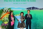 Doanh nhân Thái Hương nhận giải thưởng Đại sứ Thương mại toàn cầu