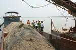 Tạm dừng cấp phép dự án xã hội hóa tận thu cát nhiễm mặn