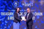 VietinBank nhận giải thưởng lớn của The Asset 2017