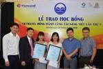 Vietravel đồng hành cùng tài năng Việt