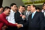 Thủ tướng Nguyễn Xuân Phúc chuẩn bị đối thoại với doanh nghiệp