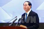 """Chủ tịch nước: """"Cần đặt người dân và doanh nghiệp ở trung tâm của sự phát triển"""""""