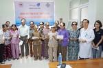 Masan tài trợ mổ đục thủy tinh thể và mổ tim cho người nghèo tại Quảng Nam