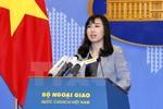 Việt Nam phản ứng trước phát biểu của Tổng thống Hàn Quốc