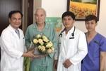 Bệnh nhân thoát nguy cơ đột tử nhờ thay van tim không cần phẫu thuật