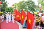 Những hình ảnh ấn tượng từ ngôi trường giàu truyền thống của Thủ đô