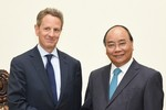 Cựu Bộ trưởng Tài chính Hoa Kỳ tìm cơ hội đầu tư vào Việt Nam