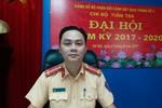 Đại úy Cảnh sát được nhân dân tin yêu, quý trọng