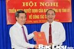 Thủ tướng phê chuẩn nhân sự Thành phố Hồ Chí Minh và Bạc Liêu