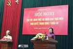 Bộ Y tế tổ chức hội nghị học tập, triển khai Nghị quyết Trung ương 7