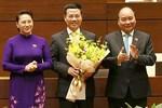 Ông Nguyễn Mạnh Hùng chính thức giữ chức Bộ trưởng Thông tin và Truyền thông