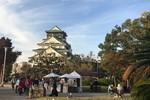 Những địa danh không thể bỏ qua khi đến Osaka