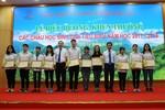 Tổng Công ty Truyền tải điện Quốc gia biểu dương, khen thưởng học sinh giỏi