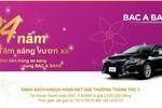 BAC A BANK mang đến gần 5 triệu cơ hội trúng thưởng lớn