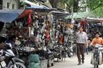 Hà Nội đồng ý di chuyển chợ 'Trời'
