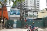 Hà Nội: Sập giàn giáo tòa nhà Nam Đô Complex, 2 người rơi từ tầng 16