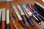 Hai nhóm giang hồ dàn trận hỗn chiến bằng dao, súng bên hồ Tây