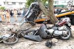 Vụ PGĐ Sở tông chết người: Lái xe sau khi dùng bia rượu