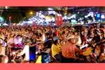 Giáng sinh lạ ở TP.HCM qua chùm ảnh panorama