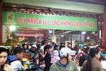 Hàng trăm khách hàng bị 'giam' gần 1 giờ tại siêu thị Big C