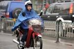 Không khí lạnh ảnh hưởng, Bắc Bộ và Bắc Trung Bộ trời chuyển mát