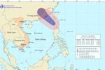 Hình thành cơn bão số 4 tiến sát Biển Đông