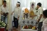 Toàn cảnh lễ tang màu trắng của Wanbi Tuấn Anh