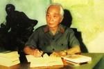 Những dấu mốc trong cuộc đời, sự nghiệp của Đại tướng Võ Nguyên Giáp