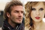 Taylor Swift làm 'tình nhân' của 'điệp viên' David Beckham