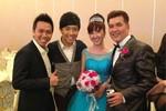 Nghệ sĩ hài Hữu Nghĩa cưới vợ lần đầu ở tuổi 51