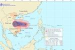 Bão số 11 gây gió mạnh cấp 8 giật cấp 10 tại khu vực đảo Lý Sơn