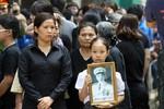 Những hình ảnh xúc động, không thể quên trong ngày quốc tang Đại tướng