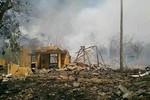 Cận cảnh vụ nổ kho thuốc pháo hoa khiến 23 người tử vong ở Phú Thọ