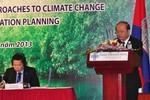 Chuyên gia quốc tế cùng VN chống biến đổi khí hậu dựa vào hệ sinh thái
